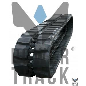 Rubber tracks for miniexcavators 200x72x42