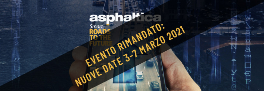 Asphaltica: 3 - 7 March 2021
