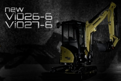 Yanmar and its new ViO zero-swing-tail mini-excavators selection