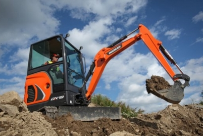 Doosan presents its innovations at Intermat 2018