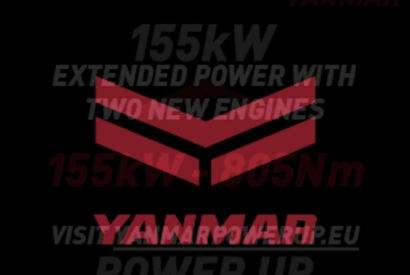 Bauma 2019: Yanmar shows its new gas- and diesel-powered industrial engines