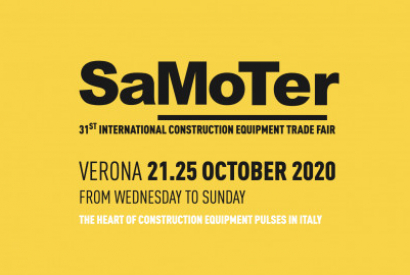 SaMoTer: the fair is rescheduled from 21 to 25 October 2020