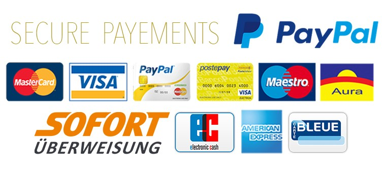 Secure payements!