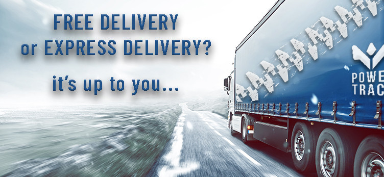 FREE DELIVERY or EXPRESS DELIVERY ?
