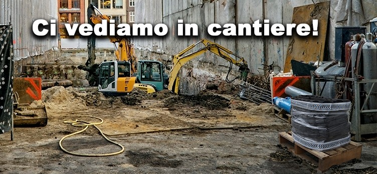 Cingoli in cantiere!