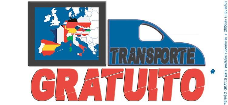TRANSPORTE GRATUITO