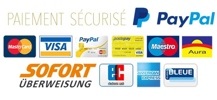 Payement  sécurisé!